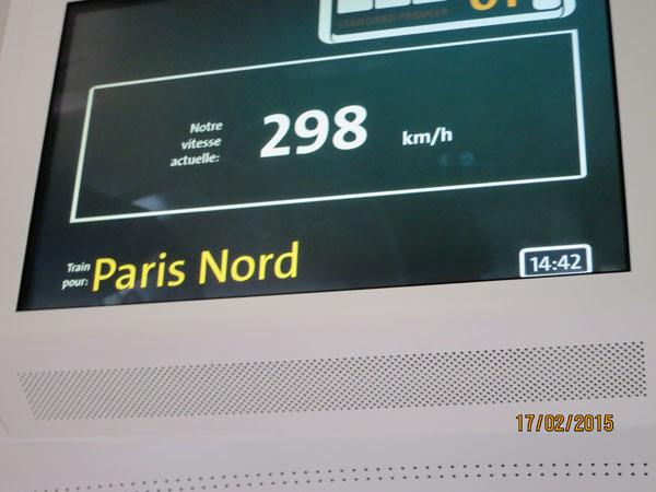 Eurostar Speed