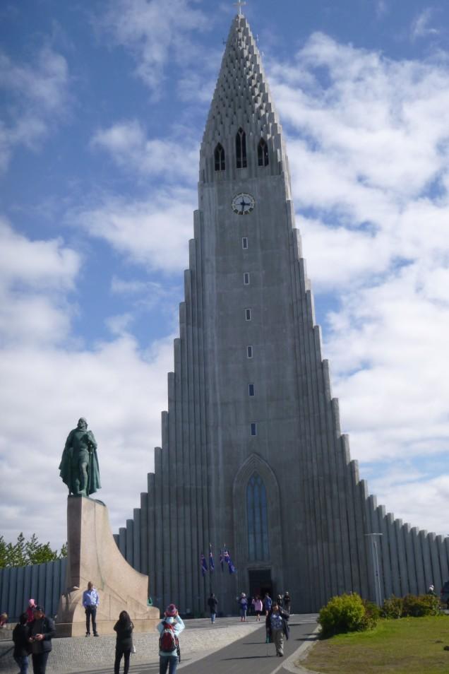 churchin reykjavik
