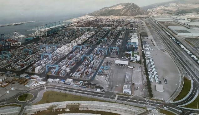 Tangier Med Port